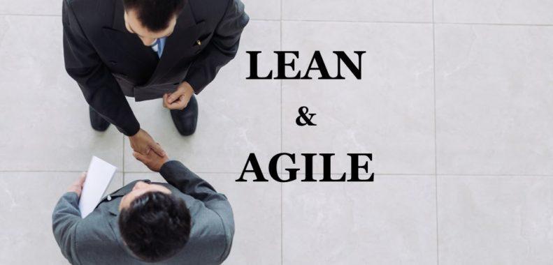lean & agile image